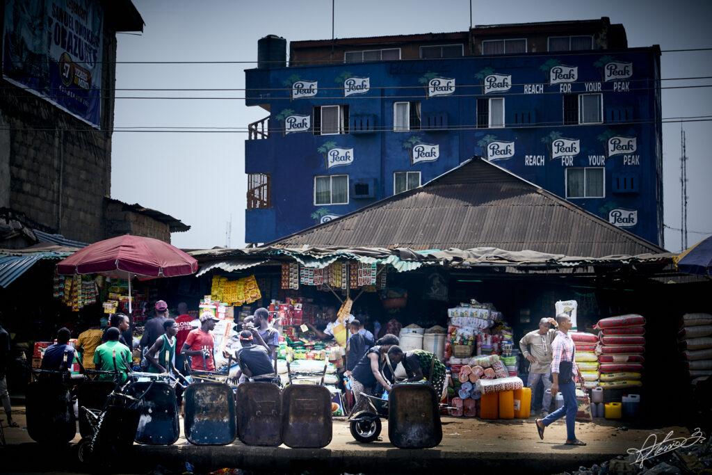Pandemia Covid-19 e lockdown: un racconto dalla Nigeria.